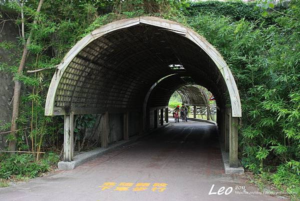 台東森林公園.花隧道 001