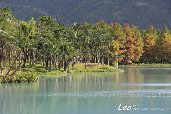 夢幻湖中的雲山水 (3)