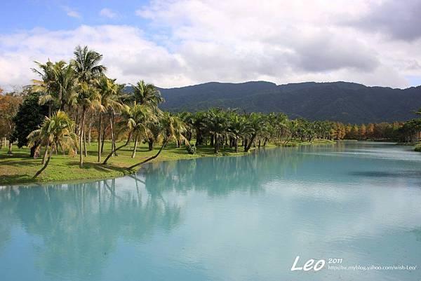 夢幻湖中的雲山水 (4)