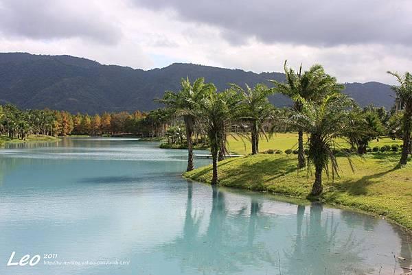夢幻湖中的雲山水 (5)