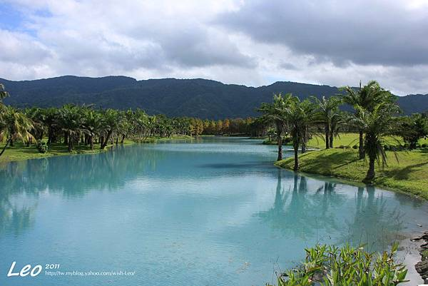 夢幻湖中的雲山水 (6)