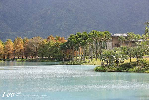 夢幻湖中的雲山水 (7)