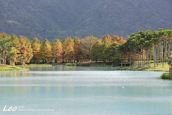 夢幻湖中的雲山水 (8)