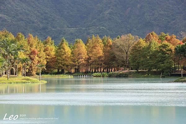夢幻湖中的雲山水 (10)
