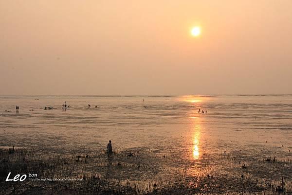 十七公里海岸線夕陽 (1)
