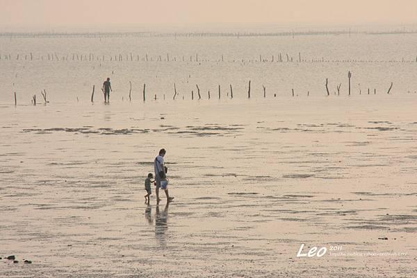 十七公里海岸線夕陽 (5)