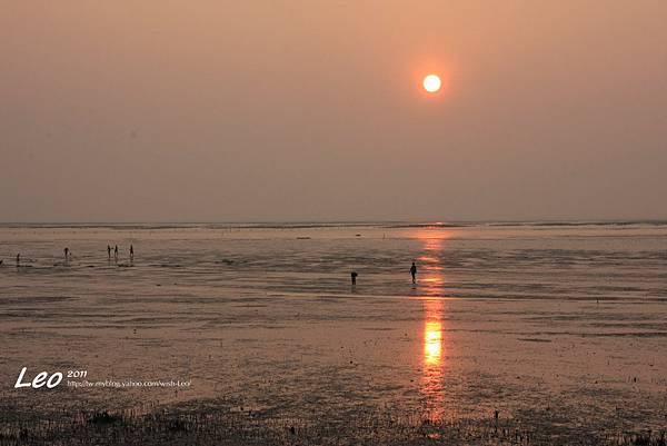 十七公里海岸線夕陽 (24)