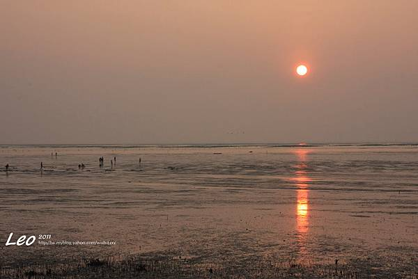 十七公里海岸線夕陽 (25)