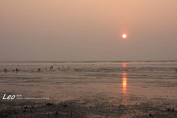 十七公里海岸線夕陽 (26)