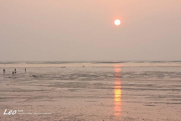 十七公里海岸線夕陽 (27)