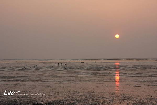 十七公里海岸線夕陽 (28)