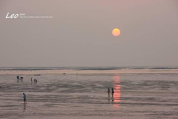 十七公里海岸線夕陽 (31)