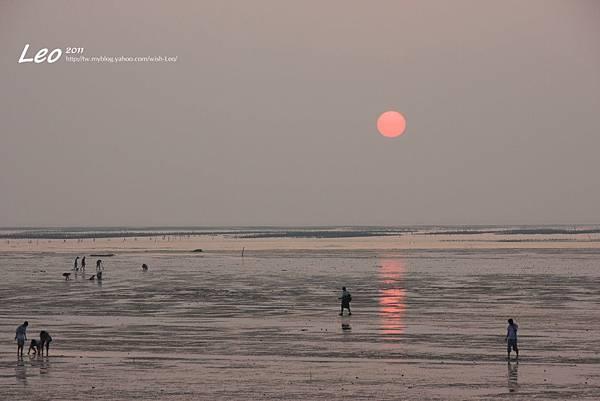 十七公里海岸線夕陽 (33)
