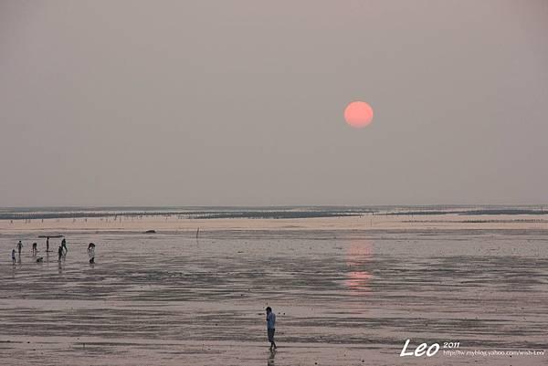 十七公里海岸線夕陽 (35)