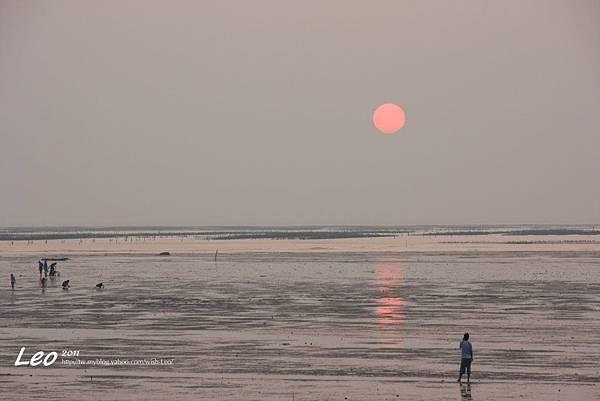 十七公里海岸線夕陽 (34)