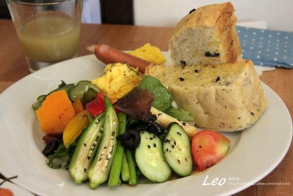 目覺咖啡三店早午餐 061