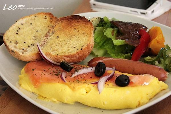 目覺咖啡三店早午餐 070