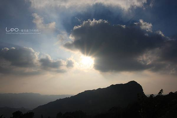 鑽石林夕陽 2013.06 (1)