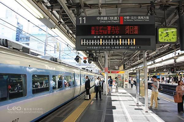 東京自助旅行·河口湖 (5)