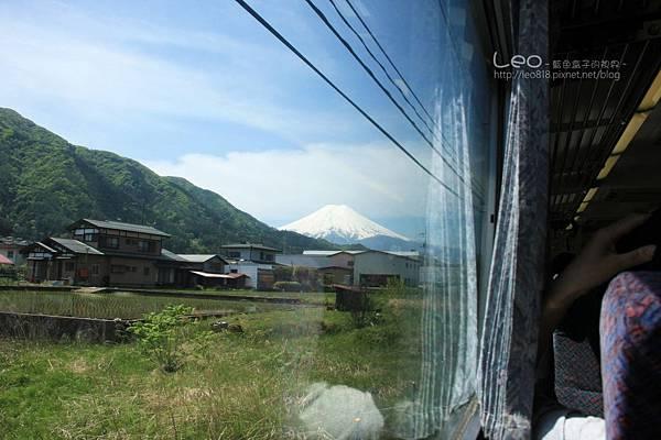 東京自助旅行·河口湖 (9)