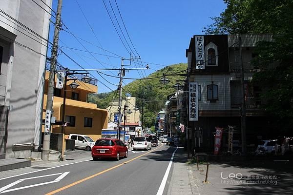 天上山公園眺望富士山與河口湖 (2)