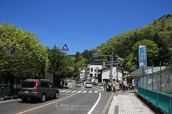 天上山公園眺望富士山與河口湖 (3)