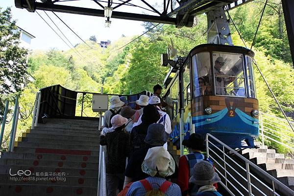 天上山公園眺望富士山與河口湖 (10)