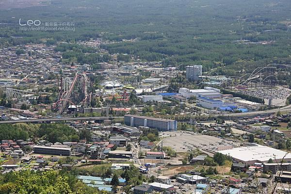 天上山公園眺望富士山與河口湖 (24)