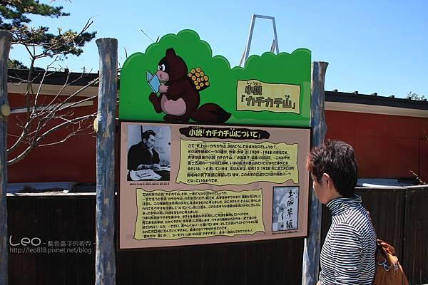 天上山公園眺望富士山與河口湖 (28-1)