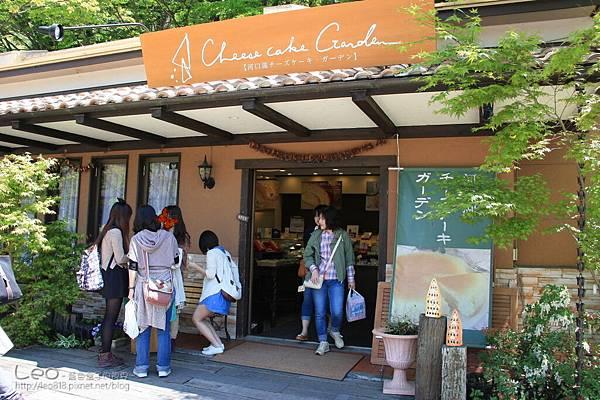 天上山公園眺望富士山與河口湖 (29)