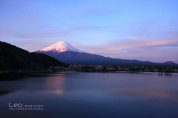 河口湖‧逆富士山 (6)