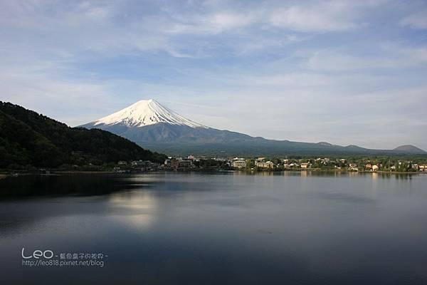 河口湖‧逆富士山 (11)