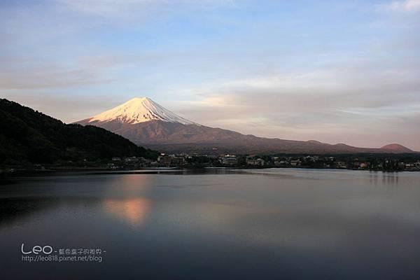 河口湖‧逆富士山 (10)