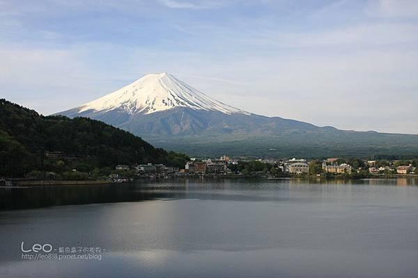 河口湖‧逆富士山 (12)