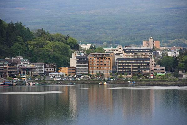 河口湖‧逆富士山 (12-2)