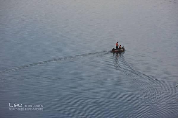 河口湖‧逆富士山 (14)