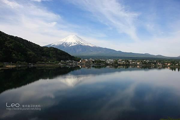 河口湖‧逆富士山 (20)