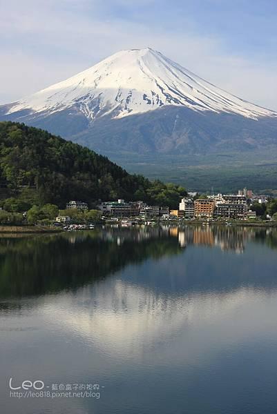 河口湖‧逆富士山 (17)