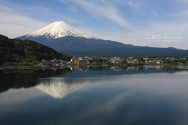 河口湖‧逆富士山 (21)