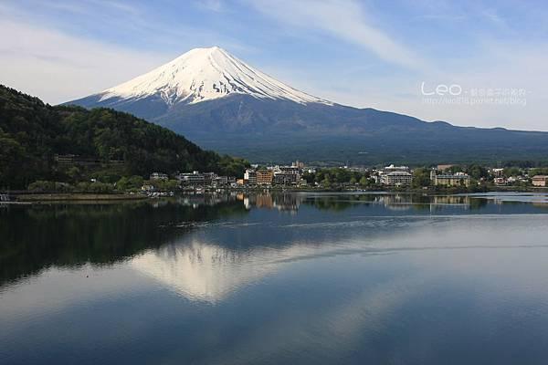 河口湖‧逆富士山 (24)