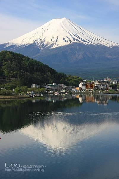 河口湖‧逆富士山 (23)