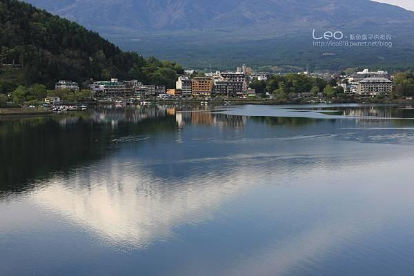 河口湖‧逆富士山 (25)
