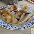陳家早餐*蘿蔔糕+煎餃