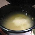 定食八 味噌湯(小)