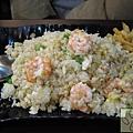 竹籐 蝦仁炒飯
