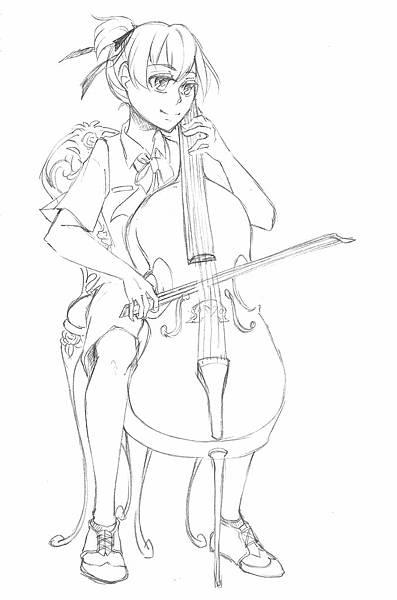 伊森大提琴
