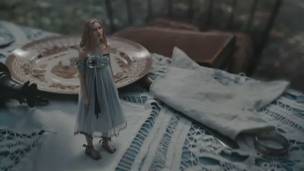 縮到最小版愛麗絲