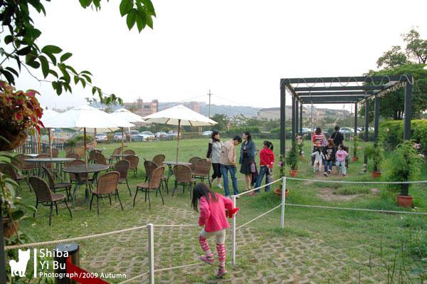 咖啡館花園