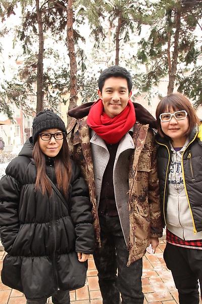 我和韓國老師 Eun jin