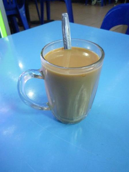 薑味的奶茶